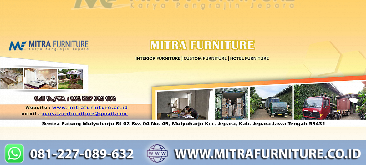 mitra furniture dan mebel jepara